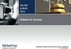 Quel poste pour bien gagner sa vie dans le tourisme ? | Actu Tourisme Loisirs | Scoop.it