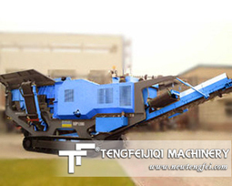 Jaw type Crawler Mobile Crusher,Mobile Crushing Plant,Jaw Plants,Portable Crusher,Crawler Crusher - Mobile Crushing Plant - Tengfei Machinery | Ball Mill for AAC plant,AAC Bucket Elevator,Jaw Crusher for AAC Plant | Scoop.it