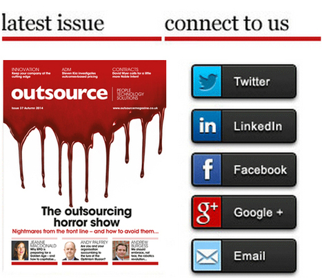 From Process Excellence to Business Transformation - Outsource magazine: thought-leadership and outsourcing strategy | Business Performance Excellence Models | Scoop.it