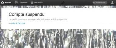 Twitter s'explique sur la fermeture des faux comptes de Nicolas Sarkozy | Think outside the Box | Scoop.it