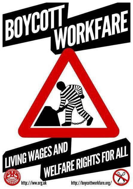 Workfare coercion in the UK: an assault on persons with disabilities and their human rights – Anne-Laure Donskoy | Welfare, Disability, Politics and People's Right's | Scoop.it