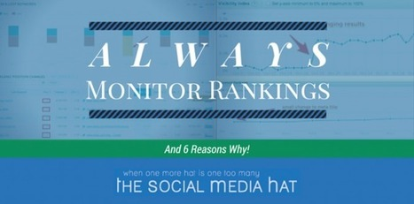 6 Reasons Why You Can't Afford to Stop Monitoring Rankings | Digital Brand Marketing | Scoop.it