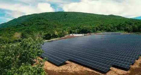 «L'île de Tesla», entièrement alimentée aux panneaux solaires | Solar Energy projects & Energy Efficiency | Scoop.it