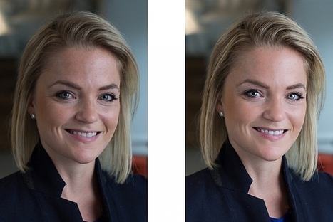 How to Edit Corporate Headshots in Lightroom | Photography Stuff For You | Scoop.it