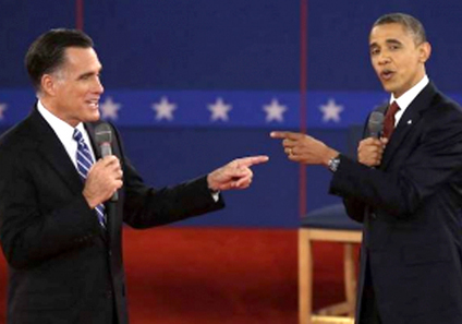 Climate Change Ignored in Second Debate Despite Fossil Fuel Focus | EcoWatch | Scoop.it