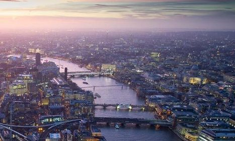 The view from the Shard: a new and expanded panorama of London – interactive   Tourism in London :)   Scoop.it