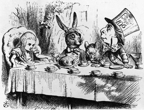 #186 ❘ Les Aventures d'Alice aux pays des merveilles ❘ 1865 ❘ Lewis Carroll (1832 - 1898) | Lecture | Scoop.it