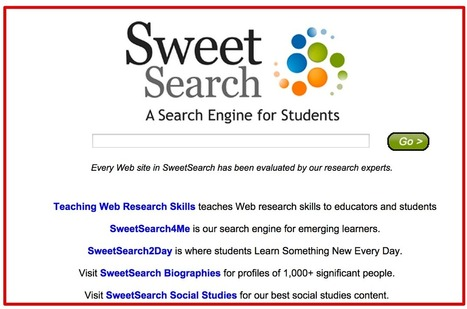 3 Great Search Engines Designed Specifically for Students | Research Tools and Tips | Scoop.it