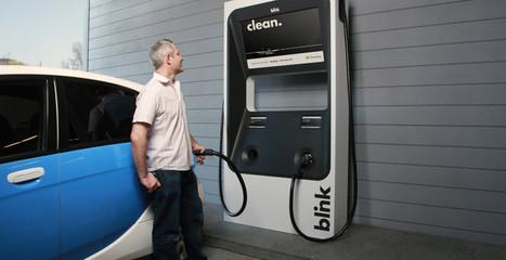 Les clients d'IKEA pourront recharger gratuitement leur voiture électrique | Branchez-vous | Smart Grids | Scoop.it