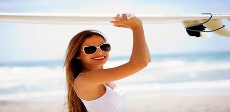 How to Get a Good Healthy Tan   Beauty Tips   Scoop.it