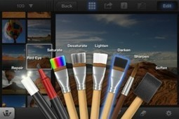 Hands On With iPhoto For iPad [Video] | iPads in Education Daily | Scoop.it