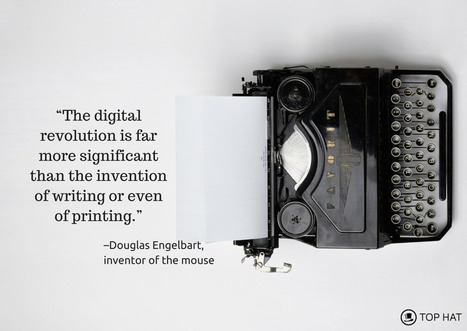 Digital pedagogy: Is there too much technology in the classroom? - Top Hat Blog | Moodle and Web 2.0 | Scoop.it