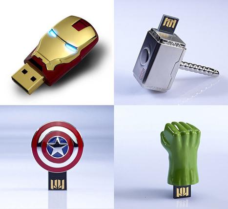 The Fancy : la sélection des gadgets geeks de la semaine | Geeks | Scoop.it