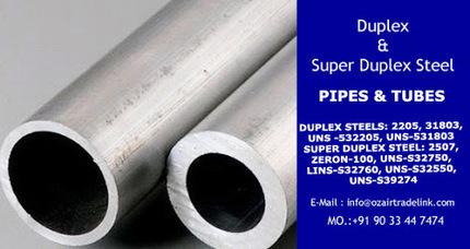 Duplex &amp; Super Duplex Steel Pipes &amp; Tubes<br/><br/>&hellip; | Gaurav Steel | Scoop.it