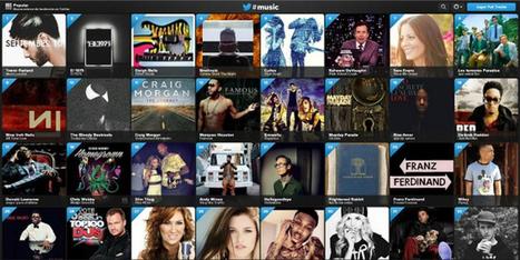 #music, la nueva apuesta de Twitter ya está aquí - Puro Marketing   Music   Scoop.it