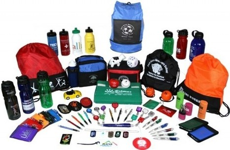 5 Ways to Grow Your Brand Awareness Using Promotional Merchandise   It is all about IMC   Scoop.it
