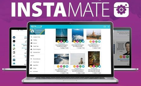 Learn How to Automate Instagram Marketing with INSTAMATE! - Spritol | general | Scoop.it