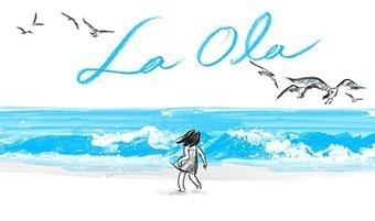 Las ilustraciones infantiles. La Ola de Suzy Lee. | Consejos para familias | Scoop.it