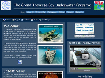 Grand Traverse Bay Underwater Preserve | Traverse City Businesses | Scoop.it