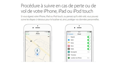 Comment localiser un iPhone perdu ou volé ? | usages du numérique | Scoop.it