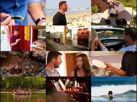 My France With Manu Season 1, Episode 2   Watch Movies Tv Shows Online Free   Small Hotel Dordogne   Scoop.it