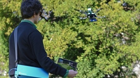 Fotokite keeps drone photography on a tight leash | Robolution Capital | Scoop.it