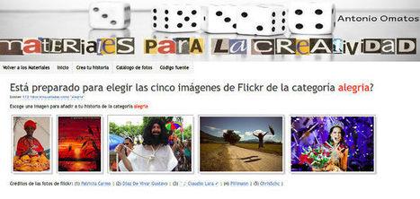 Materiales para la creatividad: Imágenes de Flickr | Educacion, ecologia y TIC | Scoop.it