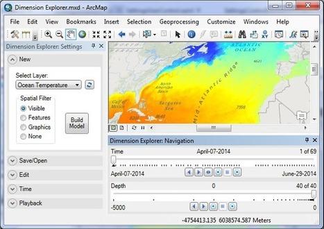 Dimension Explorer | Applications Prototype Lab | Geospatial Pro - GIS | Scoop.it