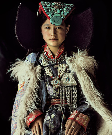 [Image] | 20 Beautiful Photographs Of The Disappearing Tribes Of Our... - TIMEWHEEL | Social media updated | Scoop.it