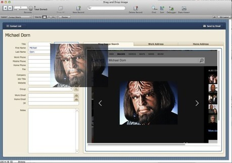 Drag and Drop Images from a Web Viewer in FileMaker Pro on a Macintosh | All things Filemaker  Go | Scoop.it