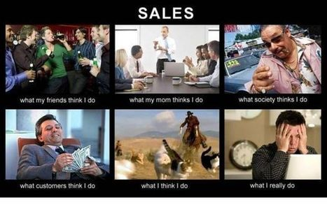 Sales | What I really do | Scoop.it