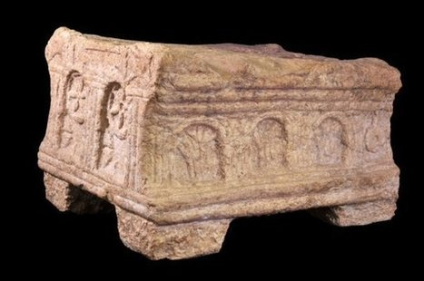 A Carved Stone Block Upends Assumptions About Ancient Judaism | Biblical Studies | Scoop.it