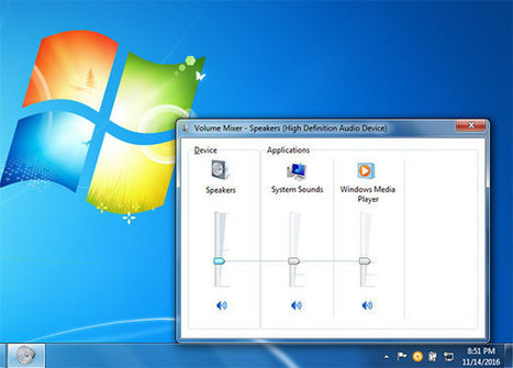 How to increase maximum volume of Windows 7, 8 PC? | Technology Information | Scoop.it