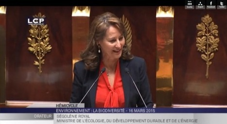 Le Biomimétisme au coeur du projet de loi Biodiversité | CEEBIOS | Biomimétisme - Biomimicry | Scoop.it