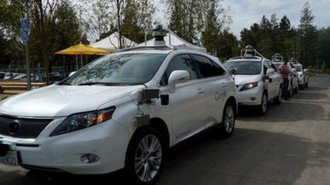 Google's driverless car is brilliant but so boring - BBC News | ICT | Scoop.it