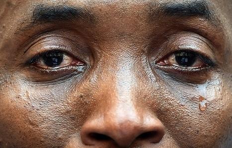 Le photographe a capturé les larmes de ses amis | Curiosités planétaires | Scoop.it
