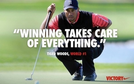 Tiger, Nike, Winning, Social Media and Reputation | Social Media Analytics and Online Brad Tracking | Scoop.it