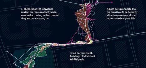 Un homme a inventé un moyen d'entendre le Wi-Fi | DESARTSONNANTS - CRÉATION SONORE ET ENVIRONNEMENT - ENVIRONMENTAL SOUND ART - PAYSAGES ET ECOLOGIE SONORE | Scoop.it