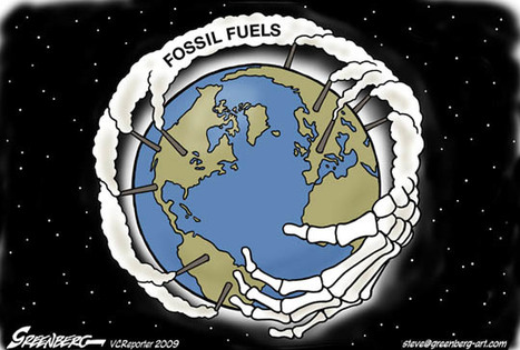 Fossil fuels have to go even without climate change debate | Oven Fresh | Scoop.it