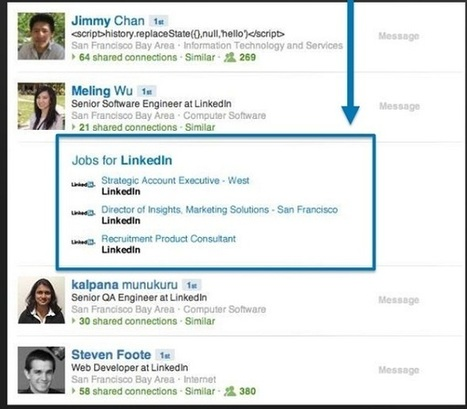 LinkedIn Search Gets Wider, Deeper & Smarter | Small Business Marketing | Scoop.it