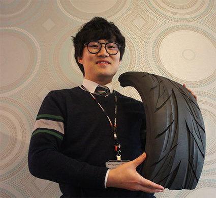 Hankook Tire - 3D System's ProJet 660 is the ultimate solution for concept design | 3D Printing | Scoop.it