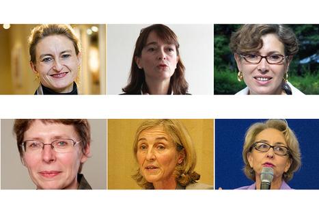 Ces femmes françaises d'influence dans le secteur IT   Journée de la Femme   Scoop.it