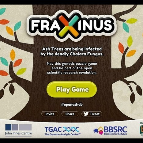 BBSRC funded: How Facebook and gaming could help scientists battle disease | BIOSCIENCE NEWS | Scoop.it