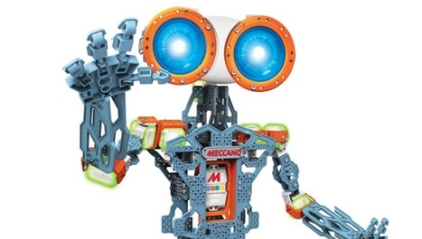What Is A Meccano MeccaNoid G15 KS? And Why You Need To Know! | Daring Ed Tech | Scoop.it