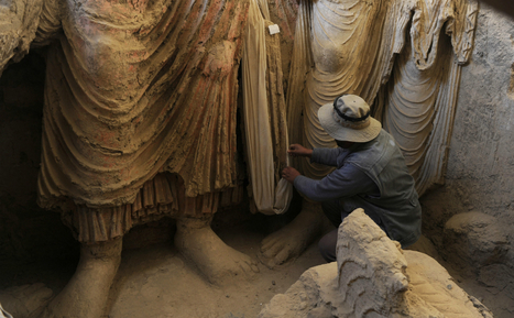 Golden Buddha, Hidden Copper - By Lois Parshley | Archaeology News | Scoop.it
