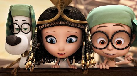 Download Mr. Peabody & Sherman   Download Mr. Peabody & Sherman Movie - Watch Online   Scoop.it