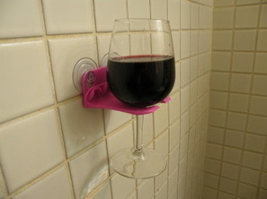 3D Printed Bathtub Wine Glass Holder Isn't Going Anywhere | Avoid Abatement | Scoop.it