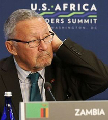 Zambia: Scott sacks defence minister - New Zimbabwe.com | NGOs in Human Rights, Peace and Development | Scoop.it