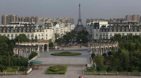 #Insolite #BTP: Chine : la ville de Paris reproduite à Tianducheng ! | Construction l'Information | Scoop.it