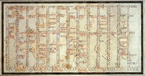 De dónde vienen los nombres de los doce meses del calendario | Fundamentos Léxicos | Scoop.it